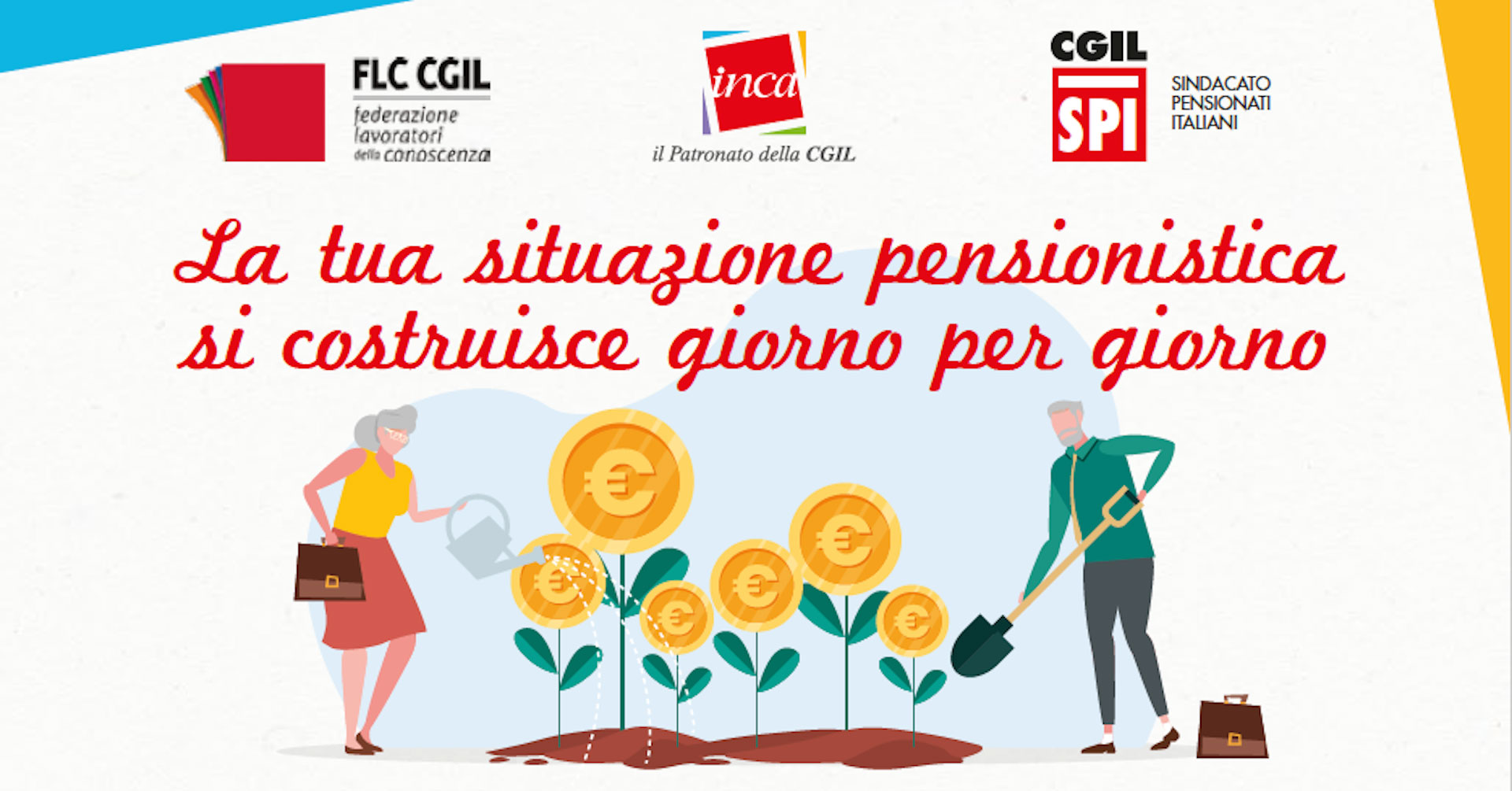 FLC CGIL NAPOLI: Assemblea informativa online sulle Pensioni – lunedì 1 marzo  2021 – ore 15.30